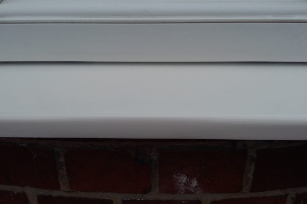 DAMAGED WINDOW SILL REPAIR