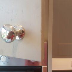 Kitchen Door Repair The Best Countertop Material Cupboard Chip Scratch Dent Namco Refurbs
