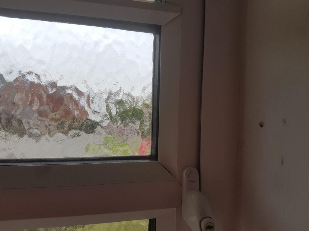 On site window frame spraying service namco refurbs for Upvc window frame