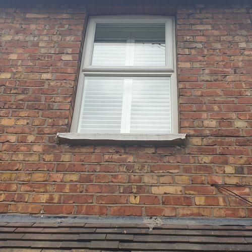VICTORIAN HOUSE SANDSTONE CONCRETE SILL CILL RESTORATION REPAIR REFURBISHMENT 2 COMPLETE REBUILD