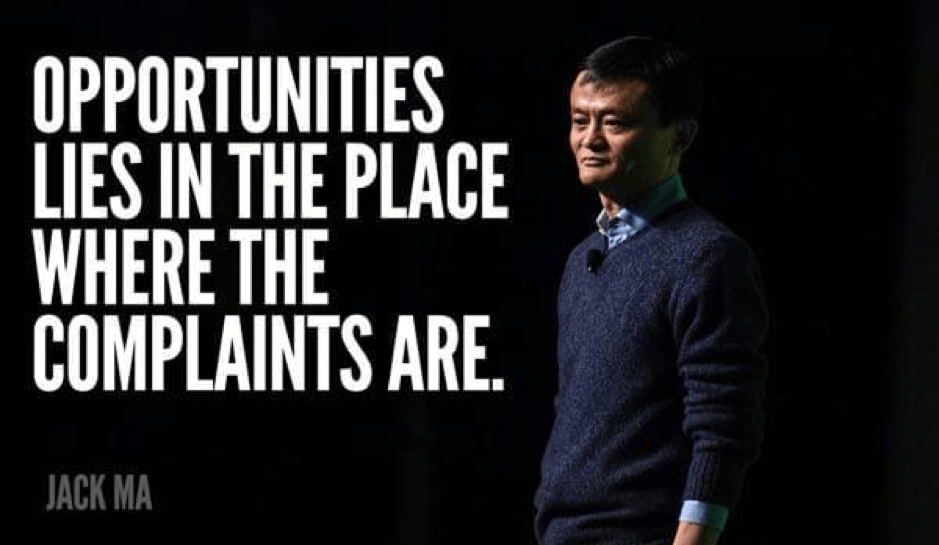 Image result for complaint jack ma