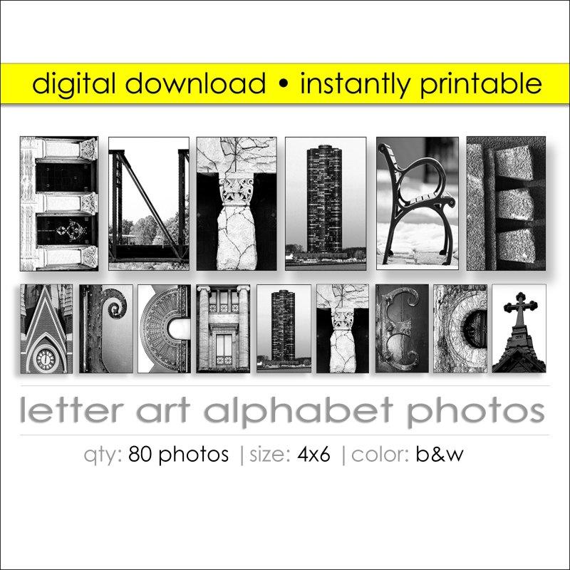Entire Alphabet Downloads