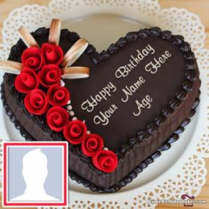latest happy birthday cake