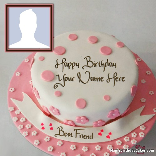 Birthday Cake For Boyfriend With Name
