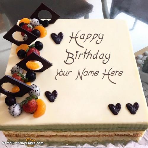 homemade happy birthday cakes