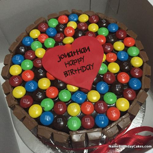 Happy Birthday Jonathan Cake Images Download Amp Share