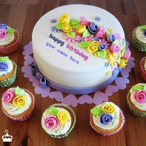 Happy Birthday Cake Pictures Name