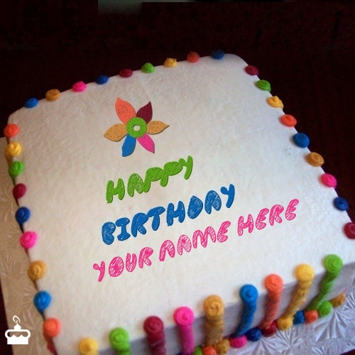 Birthday Cake Images With Name Generate Now