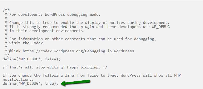 how to fix wordpress