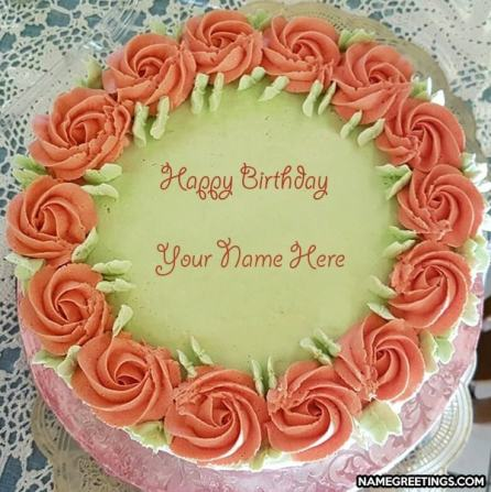 Terrific Write Name On Birthday Cake And Cards Birthday Cards Printable Nowaargucafe Filternl