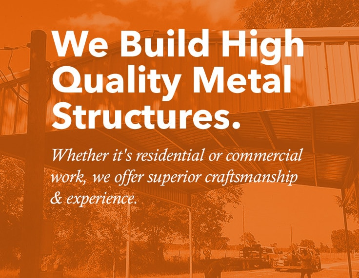 Name It Frame It Custom Metal Structures Serving All