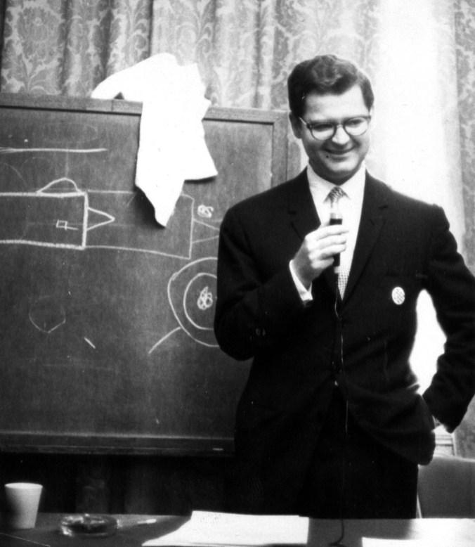 Laurence van Cott Niven ( April 30, 1938 - present)