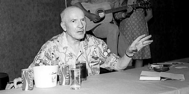 Robert Anson Heinlein (July 7, 1907 – May 8, 1988)