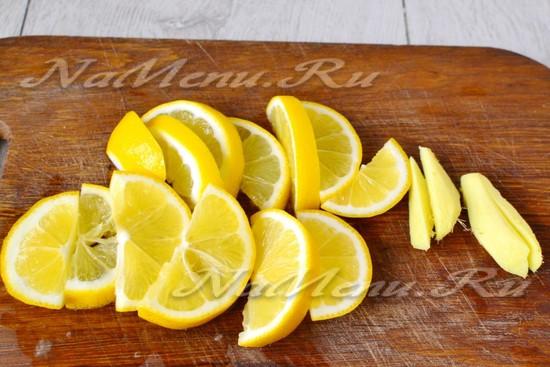 Варенье из апельсин с лимоном