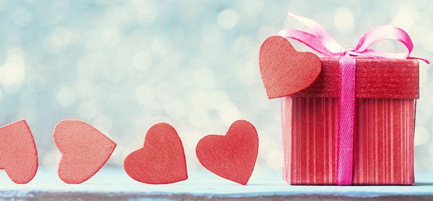 Top 10 Valentinstagsgeschenke