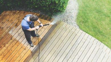 Pressure Washing Business Names Ideas