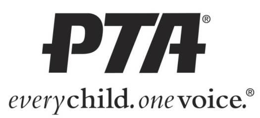 PTA name tag logo