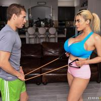 Amber Alena & Xander Corvus in 'Cooldown Dicking'