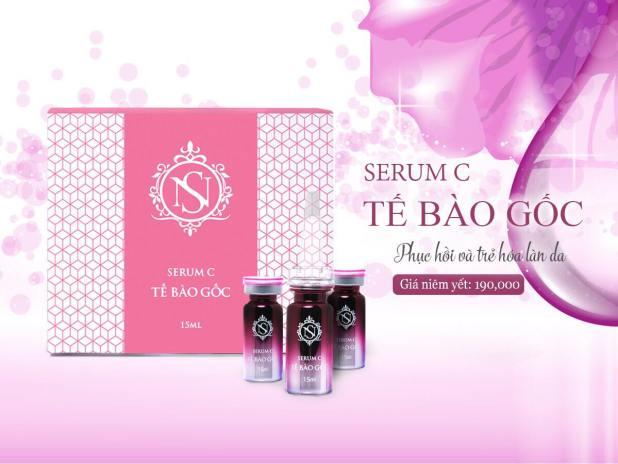 Serum C - Tế Bào Gốc NS