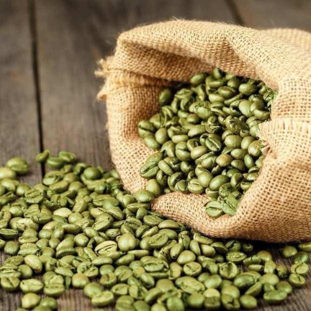 Sbody Green Coffee