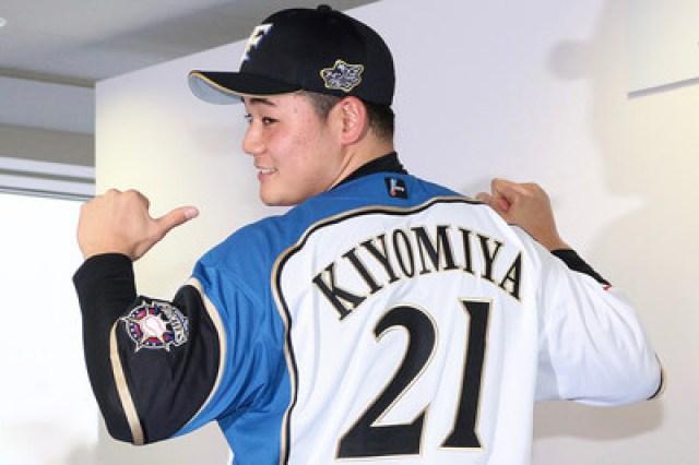 清宮幸太郎の背番号が21!なぜ清宮幸太郎選手が『21』番の背番号に・・・
