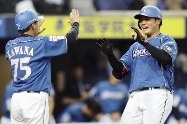 清宮幸太郎選手のプロ初本塁打動画が完璧すぎた!!