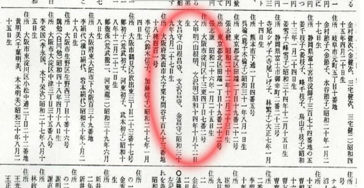 山根明は韓国人と韓国の記事で報道されていた!!
