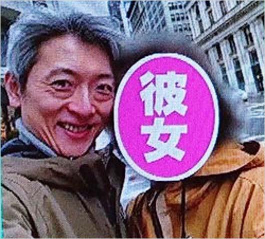 登坂淳一 再婚相手がテレビで紹介されていた!?