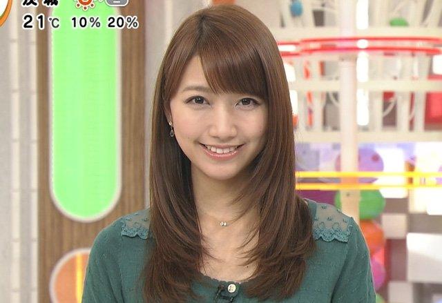 三田友梨佳アナのすっぴん地震速報画像と動画はこちら。比較画像してみた