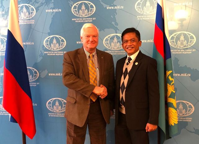 Press release on the outcomes of the Russian-Indonesian interagency working meeting on international information security, Moscow, October 18, 2021