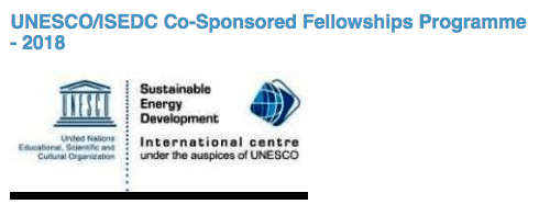 UNESCO/People's Republic of China (The Great Wall) Co-Sponsored Fellowships Programme, 2018 ( Fully Funded)