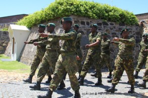 The Botswana Army Band