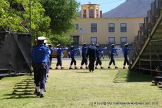 The SA Navy's Silent Drill Squad