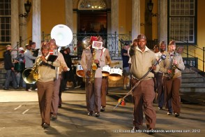 The SAMHS band returns for the individual performance