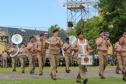 The SA Army Band Western Cape