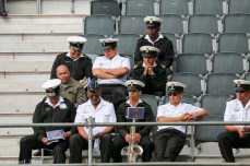 Navy audience