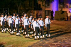 The SS Mendi performance involving the Sea Cadets