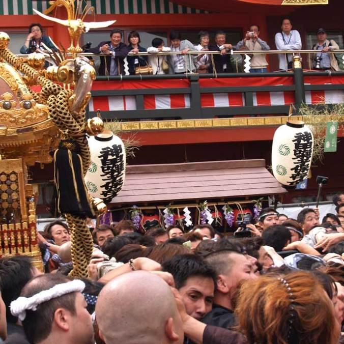 東京・神田祭