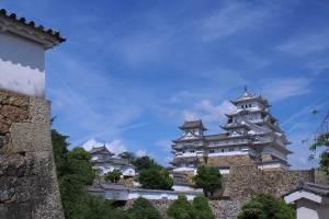 唯一無二の美しさ、姫路城