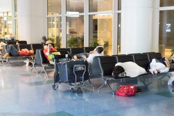 羽田空港国際線ターミナル1階