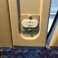 京成高速バス「東京シャトル」窓側のコンセント
