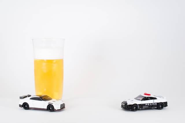 車中泊の時に運転席での飲酒は問題ない!?注意点とは?