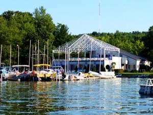 A photo of portage yacht club