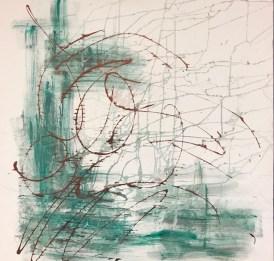 Rita Malone's Painting