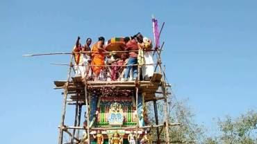 குடியாத்தம் கெங்கையம்மன் கோவில்