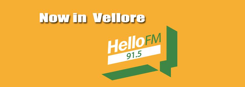 Hello FM Vellore