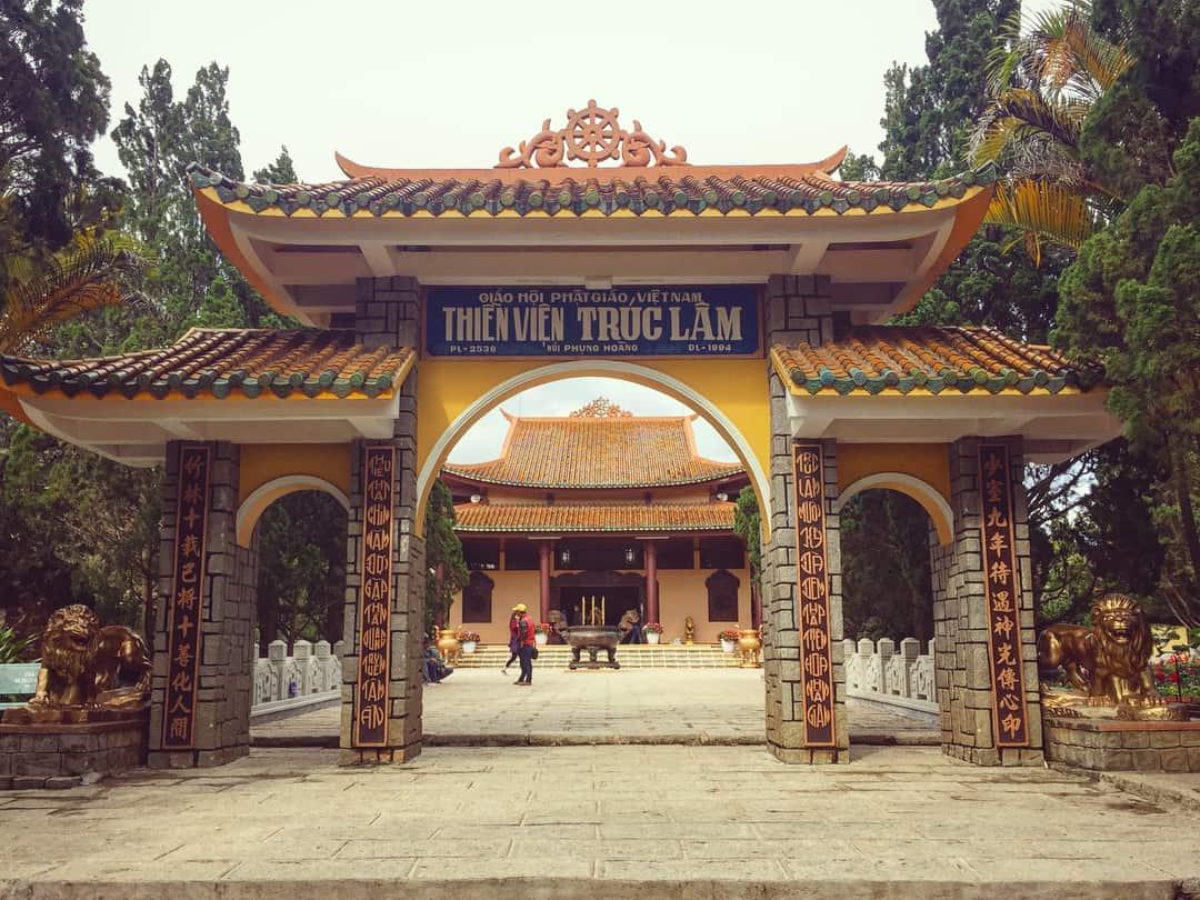 [Vietnam – Lâm Đồng] Thiền viện Trúc Lâm