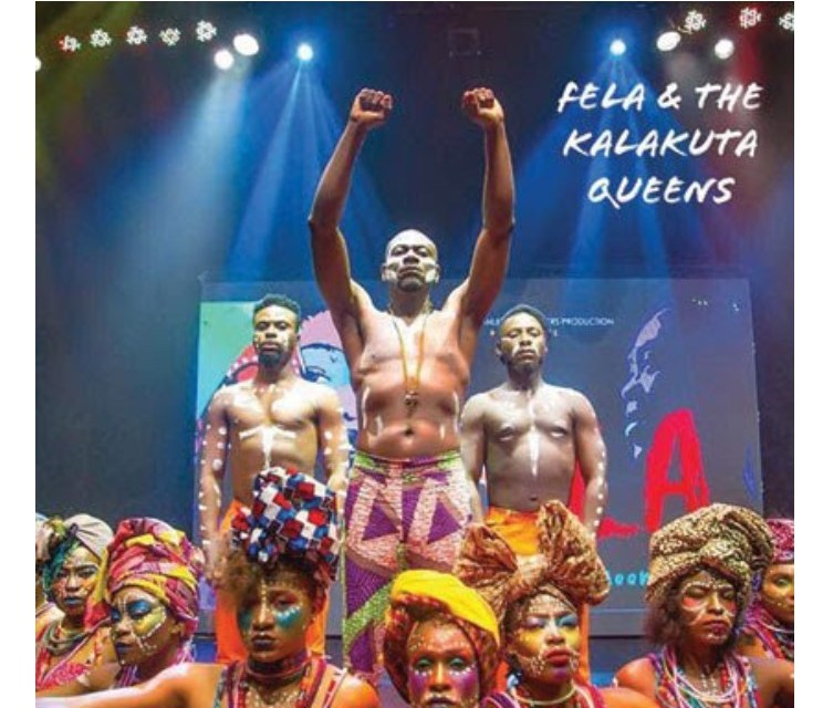 Fela and the Kalakuta 'queens'