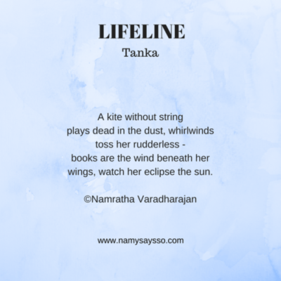 Tanka Poem Based on Education