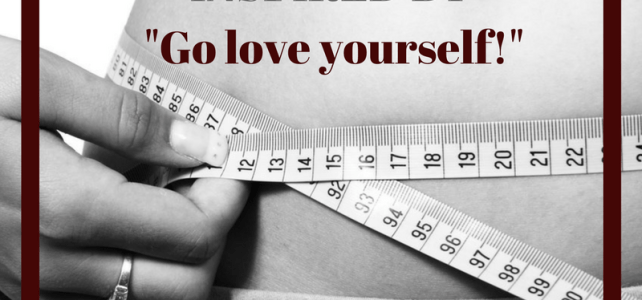 "Body-licious: List Poem Inspired By ""Go love yourself!"" – #AtoZChallenge #BlogchatterA2Z #NaPoWriMo"